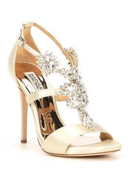 Leah Dress Sandals by Badgley Mischka