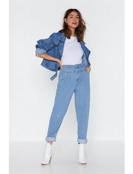 So Ripe High Waisted Mom Jeans by Nasty Gal