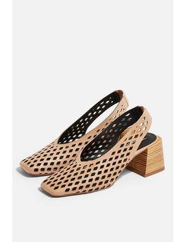 June Slingback Heels by Topshop