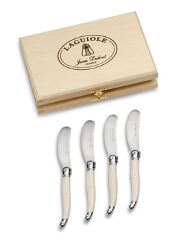 Laguiole Spreader Set, Ivory by Williams   Sonoma