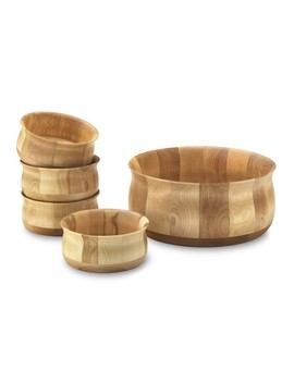 Tulip Salad Bowls by Williams   Sonoma