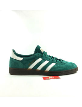 Adidas Handball Spezial Shoes Bd7630 Active Green / Cloud White / Gum A1 by Adidas