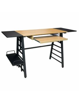Studio Designs Ashwood Home Office Computer Drawing Table Convertible Desk by Ebay Seller