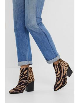 The Art Of Puur Suasion Animal Boots by Nasty Gal