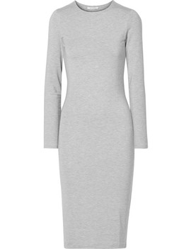 Stretch Tencel Dress by Ninety Percent
