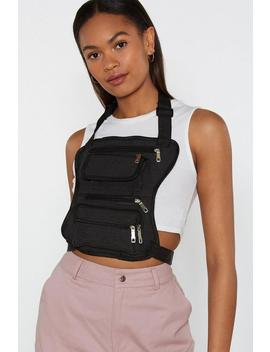 Want You Carry Me Harness Bag by Nasty Gal