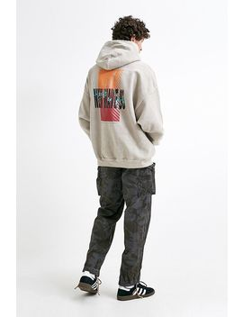 Uo Rituals Stone Hoodie by Urban Outfitters