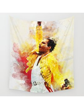Freddie Art Wall Tapestry by Society6