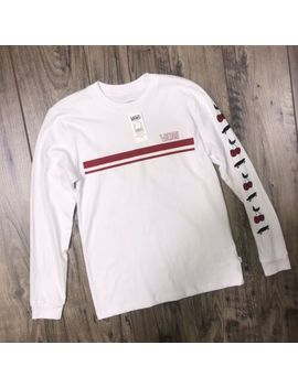 "Vans Women's Long Sleeve Shirt ""New"" With Defect Sz. Xs. by Vans"