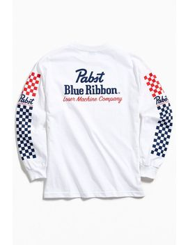 Loser Machine X Pbr Finish Line Long Sleeve Tee by Loser Machine