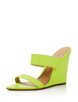 Women's Soraya Wedge Heel Sandals by Schutz