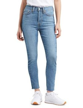 High Rise Skinny Jeans by Levi's