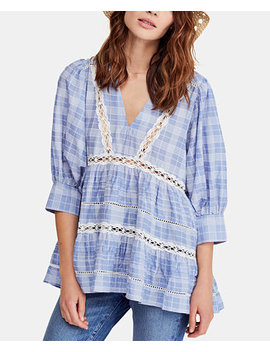 Time Out Cotton Tunic by Free People