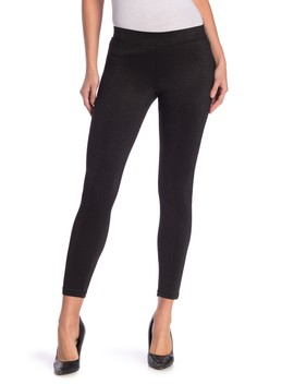 Ponte Shimmer Leggings by Hue