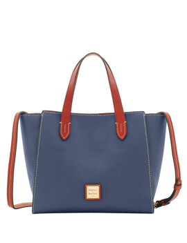 Pebble Grain Ridge Satchel 							 							 							 							 								 							 						 by Dooney & Bourke