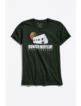 Dunder Mifflin Office Building Tee by Urban Outfitters