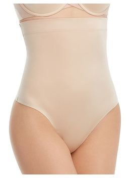 Suit Your Fancy High Waist Thong by Spanx®