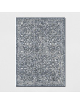 Overprint Persian Splatter Tufted Rug   Threshold™ by Threshold