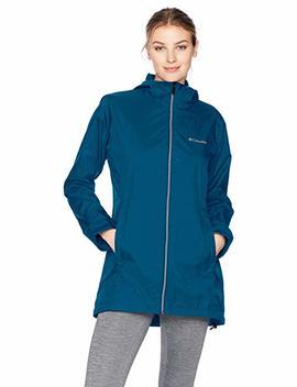 Columbia Women's Switchback Lined Long Jacket W/ Waterproof Shell by Columbia