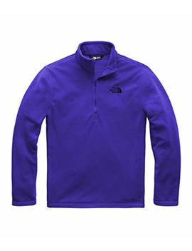 The North Face Men's Tka 100 Glacier Quarter Zip by The North+Face