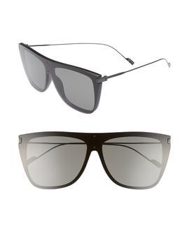 Sl 1 T 59mm Flat Top Sunglasses by Saint Laurent