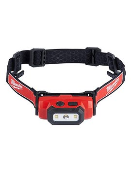 Milwaukee Electric Tools 2111 21 Usb Rechargeable Headlamp Red by Milwaukee Electric Tools