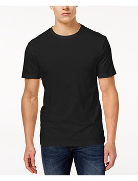 Men's Performance Crew Neck T Shirt, Created For Macy's by Club Room