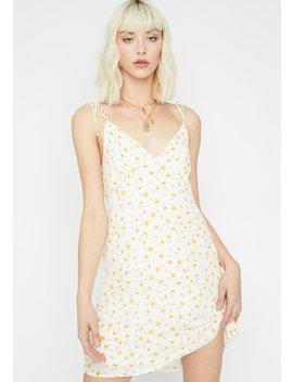 Call Me Blossom Mini Dress by Dolls Kill