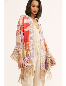 Willow Short Kimono by Free People