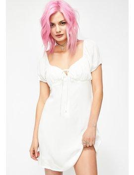 Romantically Involved Mini Dress by Dolls Kill