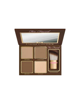 Too Faced Cocoa Contour Chiseled To Perfection Palette, Multi by Too Faced