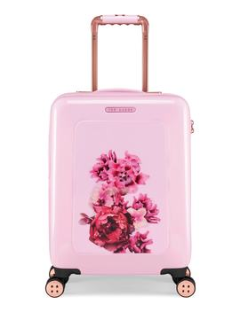 Small Splendour Print 22 Inch Spinner Carry On by Ted Baker London