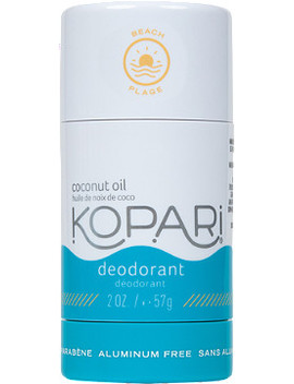 Coconut Beach Deodorant by Kopari Beauty