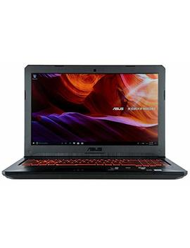 "Cuk Tuf Fx504 Ge Gaming Laptop (Intel Core I7 8750 H, 32 Gb Ram, 500 Gb Nv Me Ssd + 1 Tb Hdd, Nvidia Gtx 1050 Ti 4 Gb, 15.6"" Full Hd Display, Windows 10) Thin & Light Gamers Notebook Computer by Computer Upgrade King"