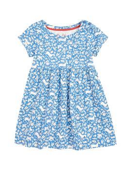 Mini Boden Print Jersey Dress by Boden