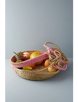 Biography Basket by Anthropologie