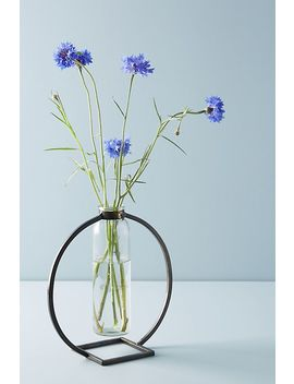 Geometric Bud Vase by Anthropologie