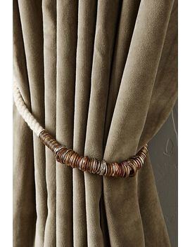 Ringed Rope Tieback by Anthropologie