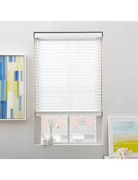 "Special Order Bali® Faux Wood Blinds   Small (20""   34"" Wide) by West Elm"