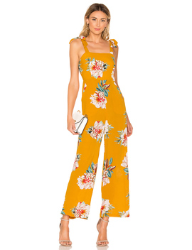 Adley Floral Jumpsuit by Superdown