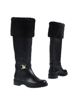 Versace Collection Boots   Footwear by Versace Collection