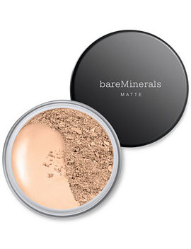 Matte Loose Powder Foundation Spf 15 by Bare Minerals