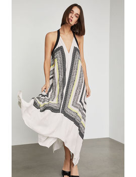 Stitch Scarf Halter Dress by Bcbgmaxazria