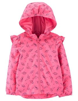 Dinosaur Windbreaker by Carter's