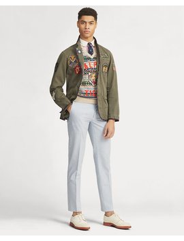 Chino Graphic Chore Jacket by Ralph Lauren