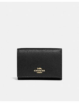 Small Flap Wallet by Coach