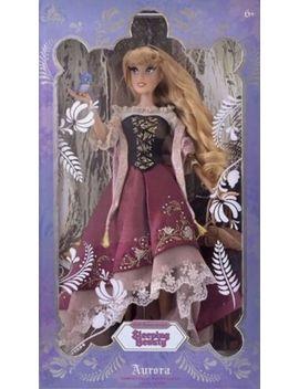 Disney Sleeping Beauty Aurora Briar Rose Doll 2019 Limited Edition 4500 Confirm by Ebay Seller