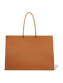 Prima Venti Leather Tote by Medea