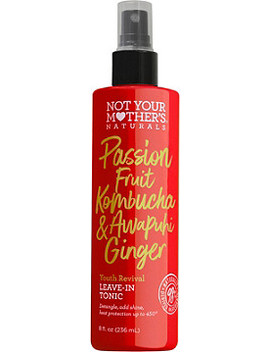 Passion Fruit Kombucha & Awapuhi Ginger Youth Revival Leave In Tonic by Not Your Mother's