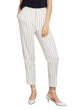 Abigail Striped High Waist Pants by Habitual